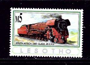 Lesotho 976 MNH 1993 Locomotive