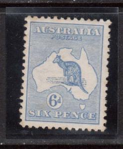 Australia #8 VF Mint