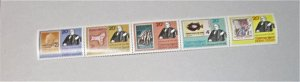 Christmas Island - 90a-3, Strip of 5, MNH Set. Rowland Hill. SCV - $1.10