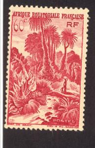 French Equatorial Africa 170 MH