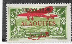 Alaouites #C17  (MLH)  CV $5.00