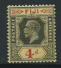 Fiji  GV  SG 235  MUH