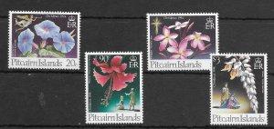 Pitcairn Islands #411-414 MNH - Stamp Set