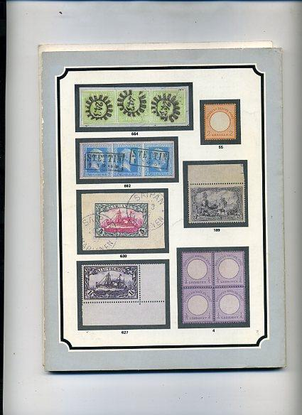 Wolffers Landmark Stamp Sale of Classic Germany