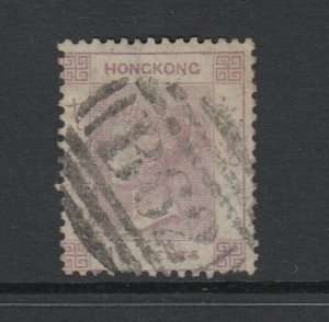 Hong Kong, Sc 17 (SG 13), used