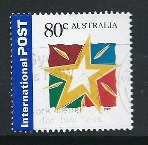 Australia SG 2137 VFU