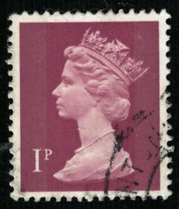Queen, Great Britain (T-4810)