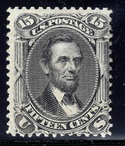 U.S. 77  Mint F+VF SCV$4,500.00 Sharp Impression