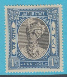 INDIA  JAIPUR  37a  MINT  HINGED OG  * NO FAULTS EXTRA FINE !