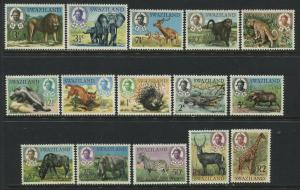 Swaziland 1969 complete set mint o.g.
