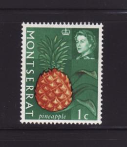 Montserrat 159 MH Fruit, Pineapple