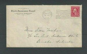 1914 Lincoln Ne Insurance Board