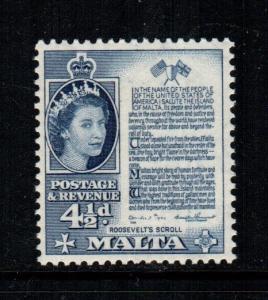 Malta 253  MNH cat $ 2.25