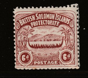 Solomon Is a 1907 MH 6d