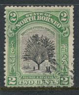 North Borneo  SG 160 SC# 137 Used  perf 13½ x 14 see scan & details