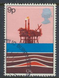 Great Britain SG 1050  - Used - Enery Resources
