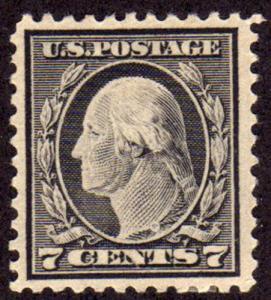 MALACK 507 VF/XF OG Hr,  well centered choice stamp w2555