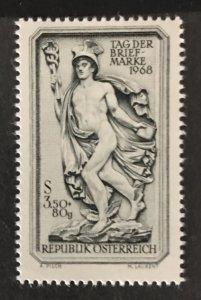 Austria 1968 #B324, MNH, CV $.55