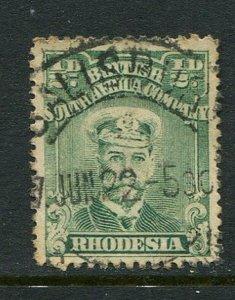Rhodesia #119 Used