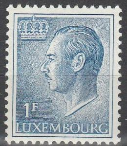 Luxembourg #420  MNH   (S2745)