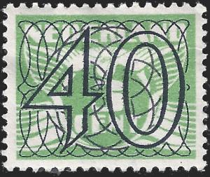 Netherlands 1940 Sc 236 mh
