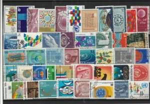 United Nations Stamps Ref 15728