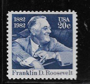 UNITED STATES, 1950,  MNH, FRANKLIN D. ROOSEVELT