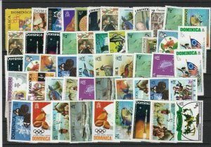 Dominica Stamps Ref 28825