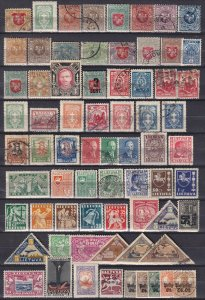 Worldwide  Lot-  Lithuania (Z7953)