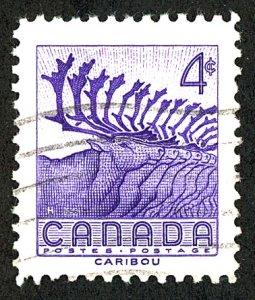 Canada #360 Used