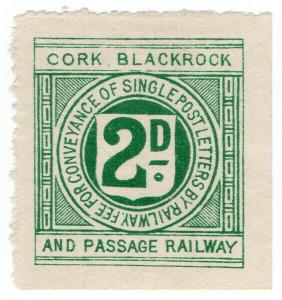 (I.B) Cork Blackrock & Passage Railway : Letter 2d