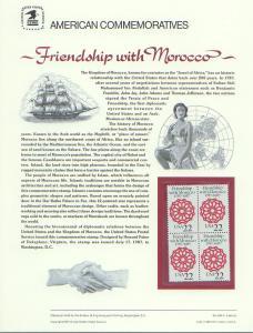 Morocco (Jewel of Africa), Set 4