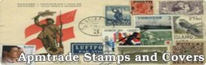 Apmtrade. Stamps and Covers