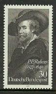 Germany #1250 MNH Stamp, Peter Paul Rubens