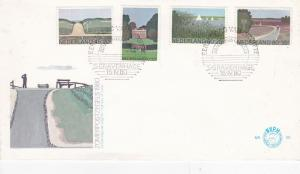 Netherlands 1980 Social Welfare Funds FDC Unadressed VGC No.181