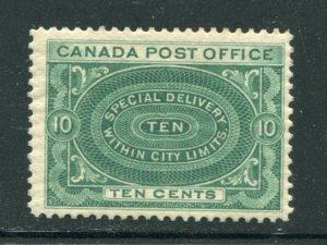 Canada #E1 Mint   NH  post office fresh - Lakeshore Philatelics