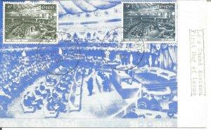 Maximum Card EIRE 1969 Commemorate Anniversary 1st Meeting Of Dail Eireann U3788