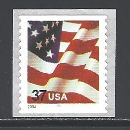 United States Sc 3632c mint NH - even tagging (RC)