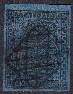 Parma #5   F-VF Used CV $540.00 (Z1235)