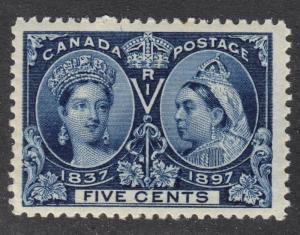 Canada Scott 54  F+  mint OG NH.