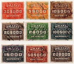 (I.B) Brazil Revenue : Post Office Savings Collection