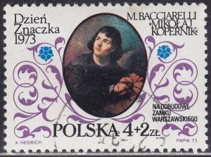 Poland B129 Nicolaus Copernicus 1973