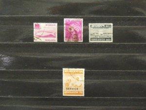 5428   Bangladesh   Used # 47, 48, 172, O9                   CV$ 15.40