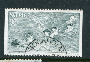 Sweden #1197 Used - penny auction