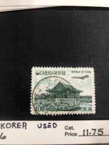 South Korea Scott C26 used