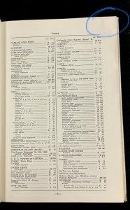 Billig's Philatelic Handbook  Volume 25 First Edition 1956