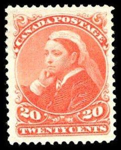 CANADA 46  Mint (ID # 73446)