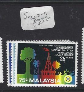 MALAYSIA   (PP0901B)  SG 227-9     MOG
