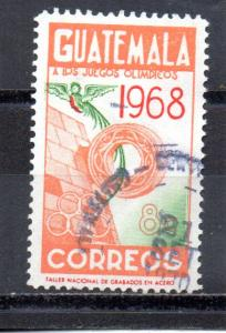 Guatemala 401 used