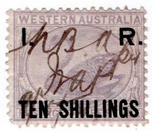 (I.B) Australia - Western Australia Revenue : Internal Revenue 10/-